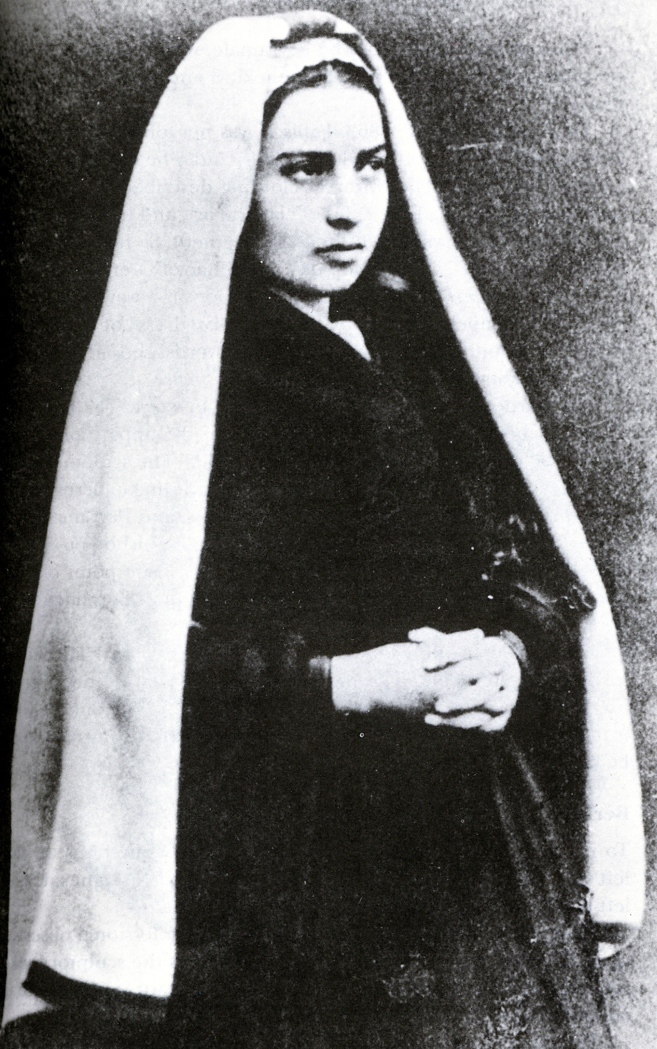 biography of saint bernadette soubirous Saint bernadette soubirous, born january the 7th 1844, her mother named  louise and father francois on the 9th of january bernadette gets baptized.