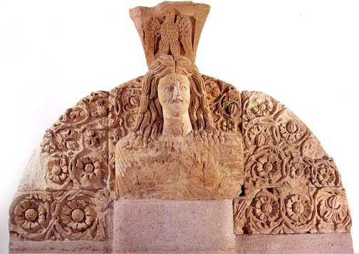 The Goddess of Khirbet et-Tannum, Jordan